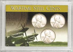 HE Harris Steel Cent Frosty Case - Flying Tigers, 2x3