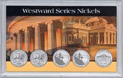 HE Harris 2004-06 Commemorative Nickels Frosty Case - 5 Hole, 3x5