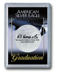 HE Harris ASE Frosty Case - Graduation, 2x3