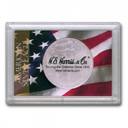 HE Harris ASE Frosty Case - Flag, 2x3