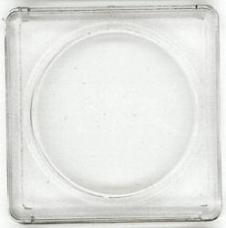 Whitman Silver Rounds Snaplock, 2x2
