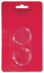 Air-Tite Holder - Direct Fit - 30.6mm (Half Dollar )