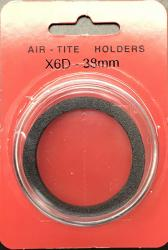 Air-Tite Holder - Ring Style - 38mm (Deep for 2 oz Rounds)