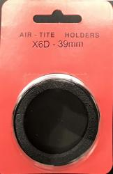 Air-Tite Holder - Ring Style - 39mm (Deep for 2 oz Rounds)