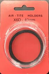 Air-Tite Holder - Ring Style - 40mm (Deep for 2 oz Rounds)