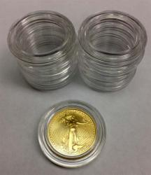 US Mint Capsule -- 1/4 oz Gold/Platinum Eagle