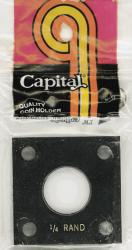 Capital Holder - 1/4 oz. Krugerrand, 2x2