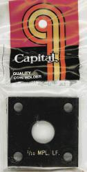 Capital Holder - 1/10 oz. Maple Leaf, 2x2