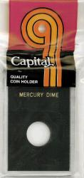 Capital Holder - Mercury Dime, 2x3