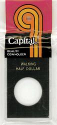 Capital Holder - Walking Liberty Half Dollar, 2x3