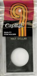 Capital Holder - Liberty Half Dollar, 2x3