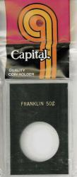 Capital Holder - Franklin Half Dollar, 2x3