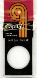 Capital Holder - Morgan Dollar, 2x3