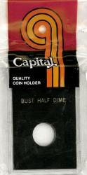 Capital Holder - Bust Half Dime, 2x3