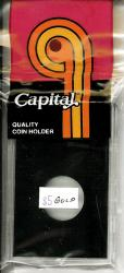 Capital Holder - $5 Gold, 2x3