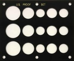 Capital Holder - U.S. Proof Sets (3 Sets of 5 Coins)