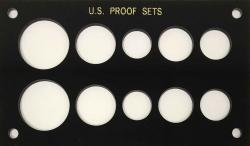 Capital Holder - U.S. Proof Sets (2 Sets of 5 Coins)