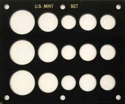 Capital Holder - U.S. Mint Sets (3 Sets of 5 Coins)