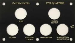 Capital Holder - U.S. Type Quarters