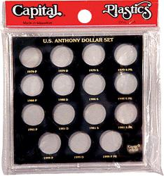 Capital Holder - Anthony Dollar Set (No Type II)