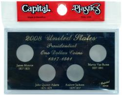 Capital Holder - Presidential Dollars 2008 Date Set