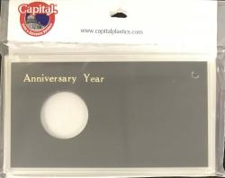 Capital Holder - Anniversary (Silver Eagle), Meteor