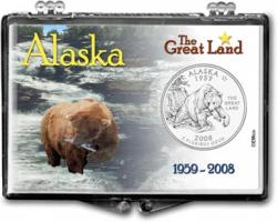 Edgar Marcus Snaplock Holder -- Alaska -- The Great Land