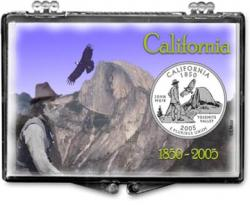 Edgar Marcus Snaplock Holder -- California -- Yosemite/John Muir