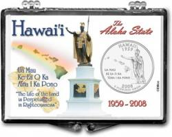 Edgar Marcus Snaplock Holder -- Hawaii -- Aloha