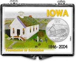 Edgar Marcus Snaplock Holder -- Iowa -- Foundation In Education