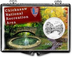 Edgar Marcus Snaplock Holder -- Chickasaw National Recreation Area