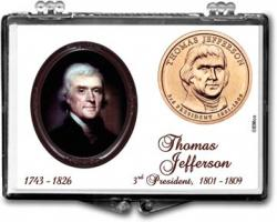 Edgar Marcus Snaplock Holder -- Thomas Jefferson