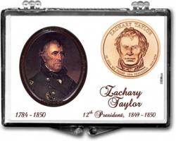 Edgar Marcus Snaplock Holder -- Zachary Taylor