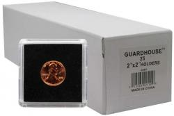 Guardhouse Tetra 2x2 Snaplocks -- Cent Size -- Box of 25 -- Box of 25