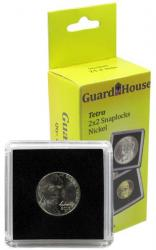 Guardhouse Tetra 2x2 Snaplocks -- Nickel Size -- Pack of 10