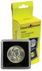 Guardhouse Tetra 2x2 Snaplocks -- Half Dollar Size -- Pack of 10