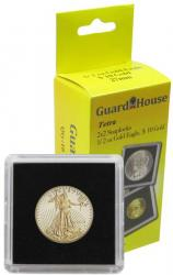 Guardhouse Tetra 2x2 Snaplocks -- 1/2 oz Gold Eagle Size -- Pack of 10