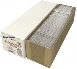 Edgar Marcus Nickel 2x2 Snap-Tite -- Box of 25