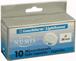 Lighthouse Capsules -- 38mm