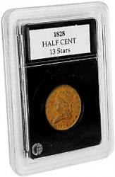 Coin World Premier Coin Holders -- 23.5 mm -- Half Cents