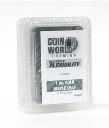 Coin World Premier Coin Holders -- 30.1 mm -- Canada 1 oz. Gold Maple Leaf