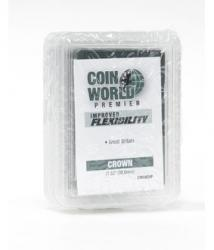 Coin World Premier Coin Holders -- 38.6 mm -- Great Britain Crown