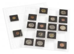 Lighthouse Grande Encap Pages for 20 2x2 Coin Holders (pack of 2)