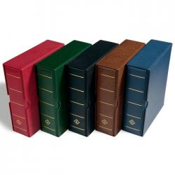 Lighthouse Optima G 4-Ring Binder and Slipcase