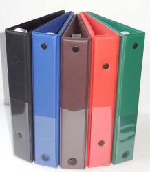 3-Ring Binder for 5.5x8.5 Dealer Sales Pages