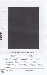 HECO Dealer Sales Pages -- Mini 4x6.5 -- Black Background