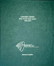 Intercept Shield Album: Lincoln Cents 1909-2007