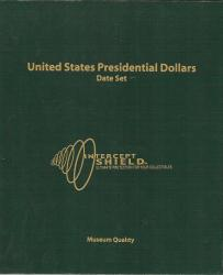 Intercept Shield Album: Presidential Dollars Date Set