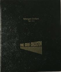 The Coin Collector Album Morgan Dollars 1891-1921