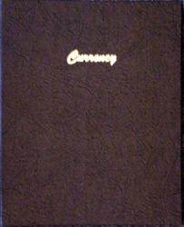 Dansco Album 7001: Currency Stock Book (Vinyl Pages)